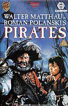 Walter Matthau piratas dublagem classica imagem dvd importado!