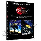 O SEGREDO - THE SECRET -  BOX THE SECRET 3 DVDS