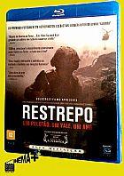 Restrepo - Blu-ray - Original - Novo - Lacrado