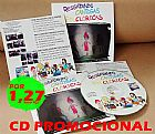 CDs e DVDs Promocionais no Para, impressao de cd no para, envelope promocional