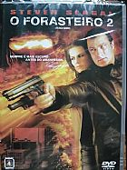 DVD O FORASTEIRO 2 STEVEN SEAGAN