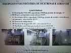 Fabrica seminova p/ transformar fecula de mandioca e amido m