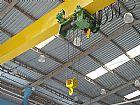 fabrica de ponte rolante, portico rolante, bandeira giratoria