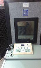 Audi�metro Beta 6000   Cabina Acustica - Audiometria