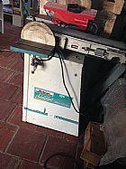lixadeira de cinta e disco baldan semi nova