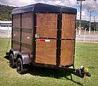 Carreta para transporte de cavalos