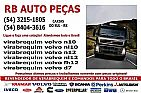 VIRABREQUIM VOLVO D13 FONE 54 32151805 RB AUTO PE�AS LT