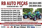 VIRABREQUIM FORD 7630 FONE 54 32151805 RB AUTO PE�AS LT