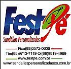 Fest Pe - Sandalias Personlizadas