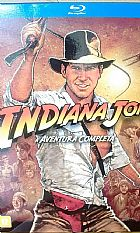 Filmes Colecao indiana jones blue ray 4 discos novos.