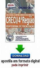 Apostila - PROFISSIONAL DE FISCALIZA��O - CRECI - 4� Regiao-digital