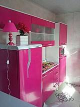 Envelopamento geladeira, fogao e microondas
