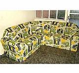 gomes capa de sofa sob medida