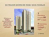 Apartamento - Luzes Madrid 88M² - Melhor Localizacao de Mogi