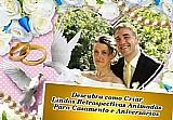 Curso de Retrospectiva Animada de Casamento e Aniversario