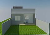 Casas em terreno 5x79