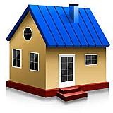 Casa de 3 dormitorios,  iptu isento,  quintal grande!