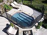 Cercas removivel para piscinas