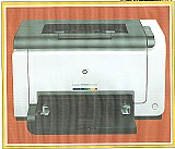 Impressora Hp Laserjet Pro Cp1025 Em Cores