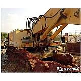 Escavadeira Liebherr 964B 2008 Incompleta para desmanche