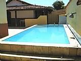 Vende-se casa com piscina e churrasqueira valor imperdivel