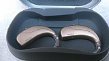 Vendo par de aparelhos auditivos usados marca Phonak Sky Q50