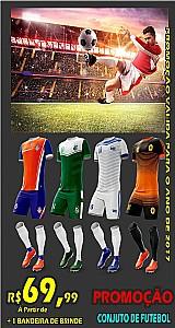 Uniformes Esportivos em Sublimacao Total