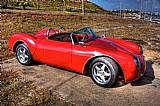 Porche Spyder 550  - vermelho - Lindo