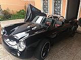 Lindo Porsche Spyder 500 preto