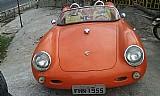 Porsche Spyder 550 cor laranja