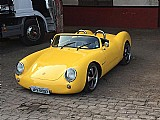 Porsche spyder 550 Amarelo - 2005