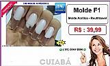 Bazar mt - 100 molde f1 reutilizaveis porcelana ( cuiaba )