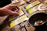 Consulta ao baralho cigano e tarot - cigana dalila - r$15