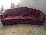 Chesterfield 3 pecas sofa e 2 poltronas