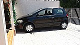Vw fox 1.0 mi city,  preto,  flex 2p baixa kilometragem 2007