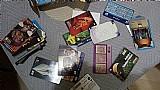 Coleção de cartões telefônicos temáticos