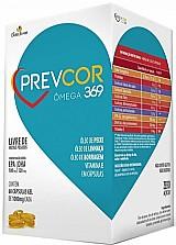 Prevcor ômegas 3 6 e 9 (60 capsulas de 1000mg) - frete pac g