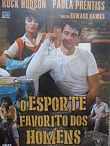 Dvd o esporte favorito dos homens