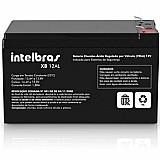 Bateria selada para alarme 12al recarregavel intelbras