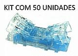 Conector linear de emenda 101e bargoa corning 50 pecas