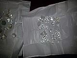 Diamantes 2-42k em bruto d-e - vs1-vvs1 2,   00 mm unidade