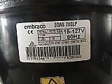 Condensador embraco p/geladeira de 445 litros 127v e 220v