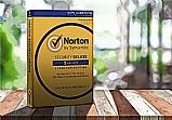 Norton security plus 1 ano 5 dispositivos