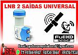 Lnb universal 2 saidas em salvador ba