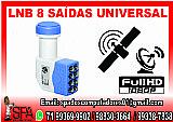 Lnb universal 8 saidas em salvador ba