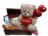 Cesta de chocolates para dia dos namorados no capao da embira-(11)2606-0490