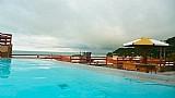 Flat in-sonia - dentro de um famoso apart hotel à beira mar