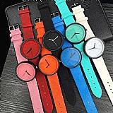 Relógio masculino Numero tempo zero 501 2019 nova moda uniss