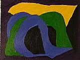 Fulgido - quadro a oleo sob tela.