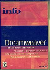 Vendo videocurso de dreamweaver em cd-rom original infoexame.